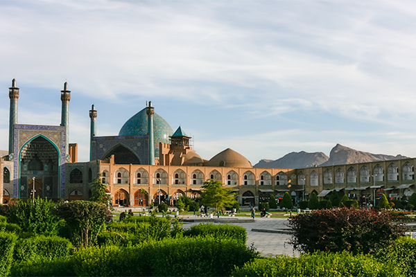 Things You Should Know About Travel Insurance:  Imam Square, Esfahan, Iran