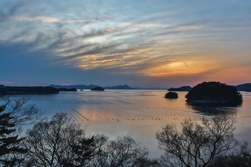 Sunset Point: the best sunset spot in Tongyeong