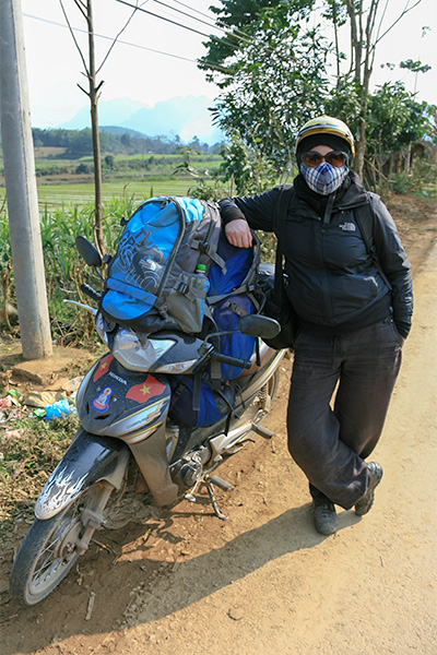 Things You Should Know About Travel Insurance: Motorbiking to Phu Luong NP, Vietnam