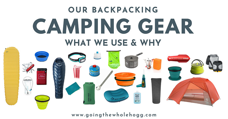 Backacking Camping Gear Post Link Image