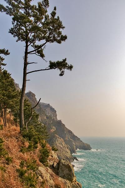 Bijindo Island Hike, Korea