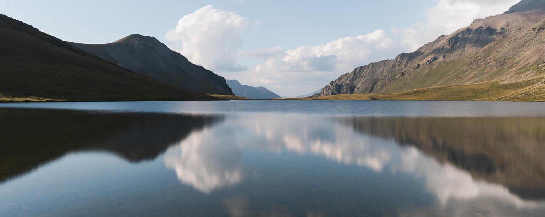 Black Rock Lake reflection