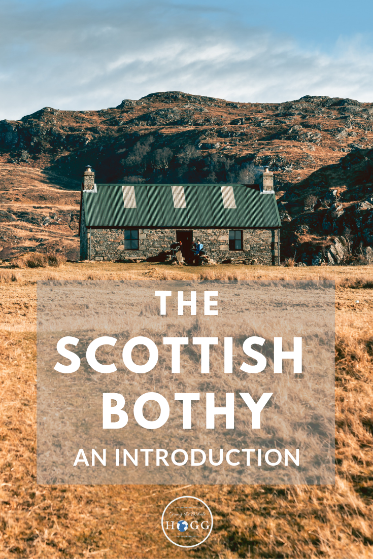 Fancy a night in a Scottish Bothy? No idea what that is? Here\'s an introduction to Scotland\'s most intriguing and wild accommodation | Hiking Scotland | Scotland Travel | Adventure Travel | Scotland Highlands #Bothy #Scotland #Adventure