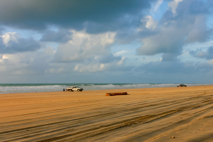Western Australia Road Trip: Sunset glow at Cable Beach, Broome