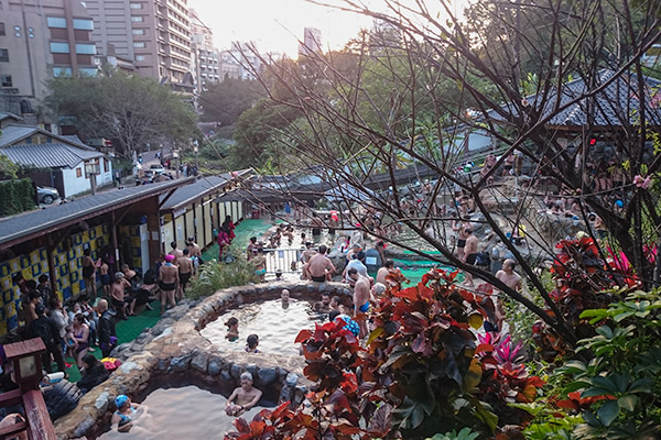 7 Best Things to do in Taipei - Beitou Hot Springs