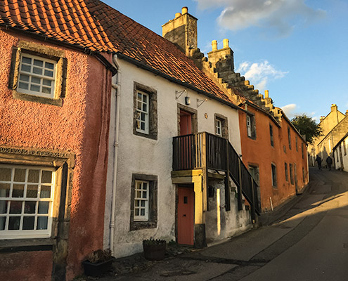 Culross: Scotland's Best Preserved 17th century town