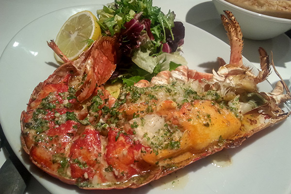 Ultimate Glasgow Guide: Lobster at Crabshakk, Glasgow