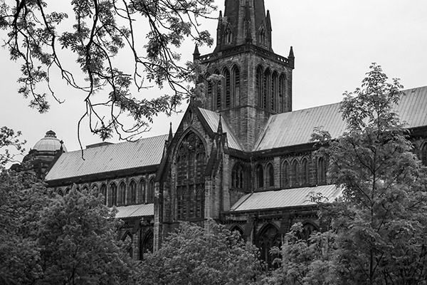 Ultimate Glasgow Guide: St Mungo's Cathedral, Glasgow