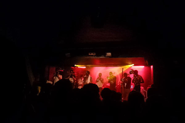 Ultimate Glasgow Guide: Hypnotic Brass Ensemble at Oran Mor, Glasgow