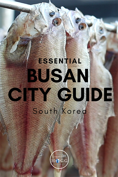 Busan City Guide: Pin It