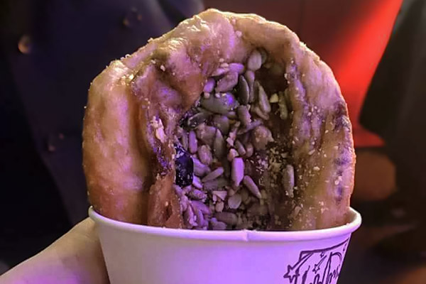 Busan City Guide: Hotteok in a cup