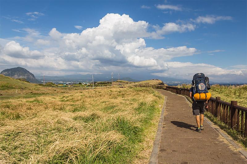 Teaching English in Korea: Work, Travel & Save - Walking the Olle Trail on Jeju Island, Korea