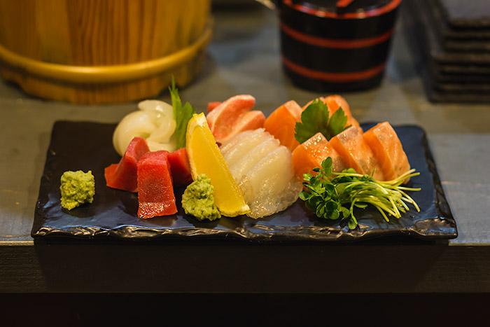 The best sashimi in the world, served up by Chef Jang in Tongyeong