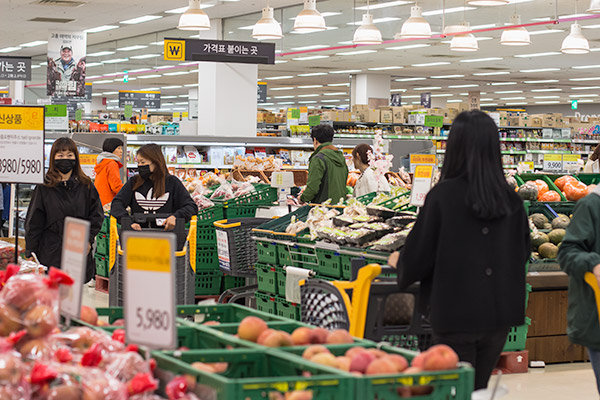 Teaching English in Korea: Work, Travel & Save - Korean Supermarket