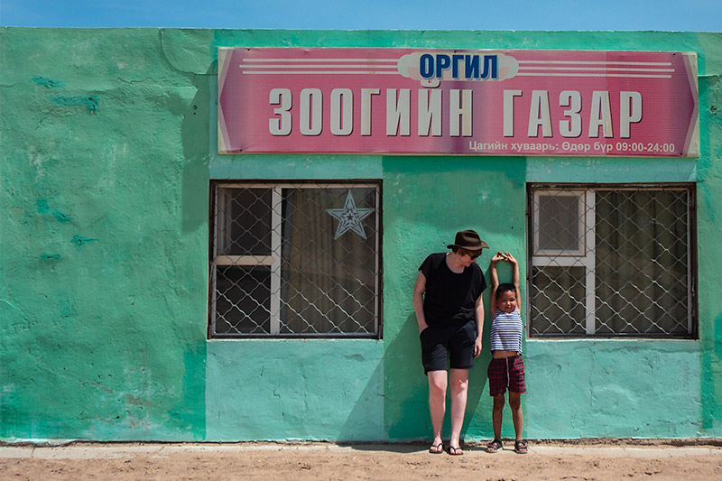 7 Days In The Gobi: A curious kid in small town Mongolia