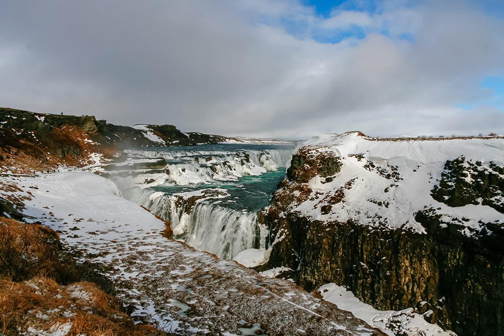 A week in Iceland - Gullfoss, Iceland