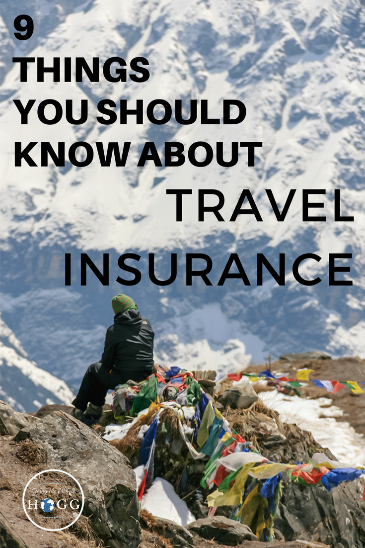 Essential hints, tips & pointers on travel insurance to ensure you\'re clued up and don\'t get caught out or left out of pocket if things go wrong. What to look for in a policy, what to do in an emergency, how to extend your policy and more! Worldwide Travel | Adventure Travel | Travel Essentials | Safe Travel | Travel Planning | Travel Hints and Tips  | Travel Insurance Tips | Travel Insurance Best #traveltips #travelinsurance #travelessentials