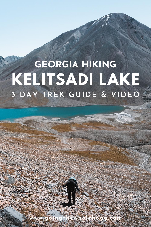 A Guide To The Kelitsadi Lake Trek