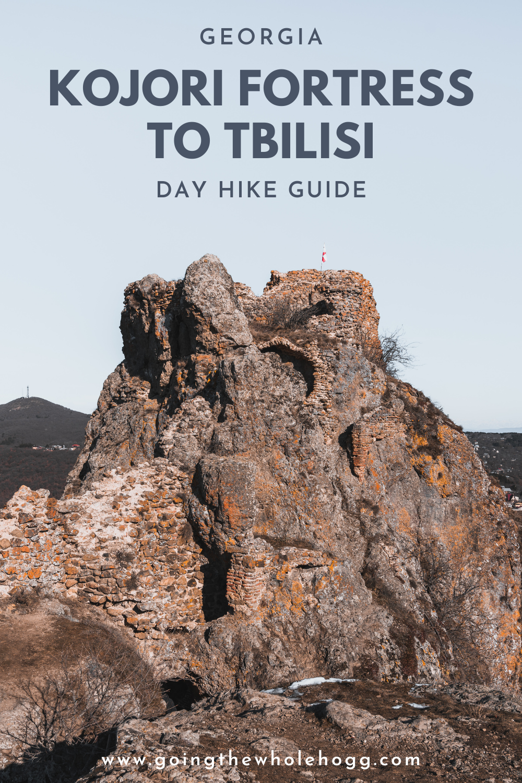 Kojori To Tbilisi Day Hike