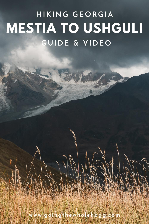 Mestia to Ushguli: Svaneti Transcaucasian Trail Hiking Guide