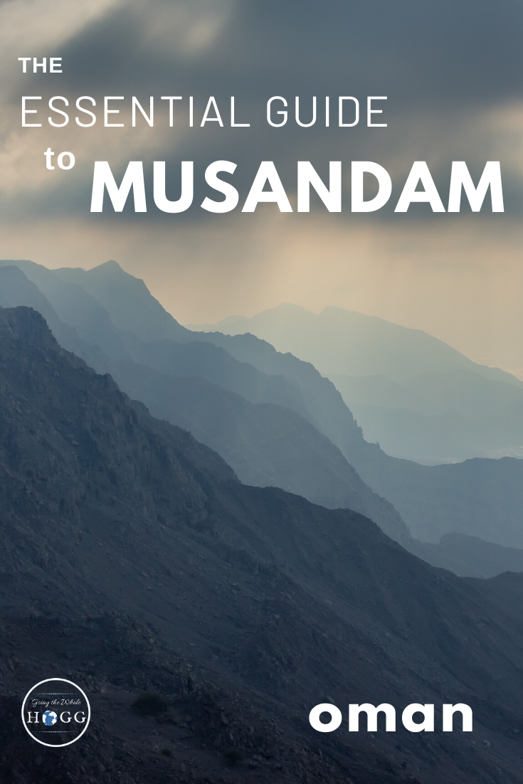 Discover the very best of Musandam, Oman. The \'Fjords of Arabia\' make for the perfect short trip from Dubai, or an add-on to a greater Oman travel itinerary. This complete guide covers the best things to see & do along the stunning Musandam coast, spectacular off-road mountain drives, hidden beaches, dhow cruises & the best scuba diving spots. Incl. camping spots (2WD & 4WD accessible) & a detailed travel map. Flight, ferry & road border crossings also covered #Oman