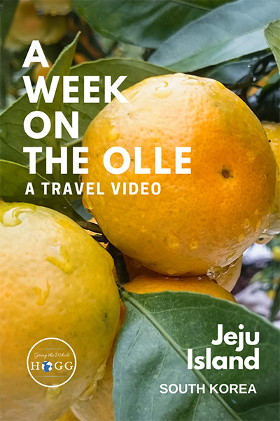 Jeju Olle Video