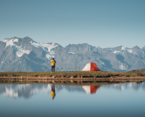 Backpacking Camping Gear Featured Image