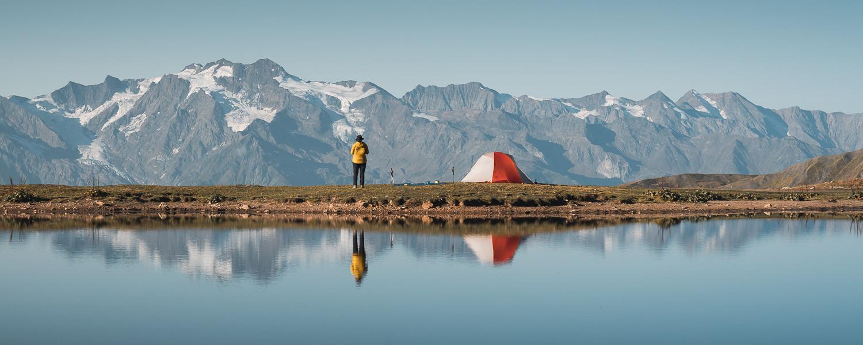 Backpacking Camping Gear Header