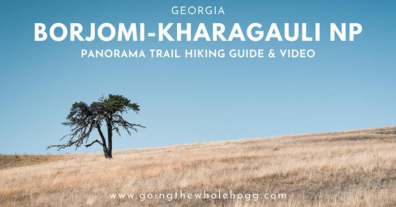 Borjomi-Kharagauli National Park Panorama Trail Picture link image