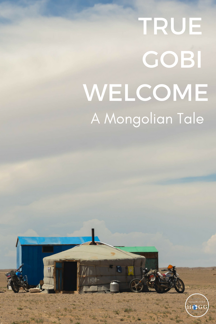 A tale of true Gobi hospitality in the heart of Mongolia. Welcomed into the home of a herdsman with milk tea, snuff, curious questions and genuine warmth. #Mongolia #Gobi #travel