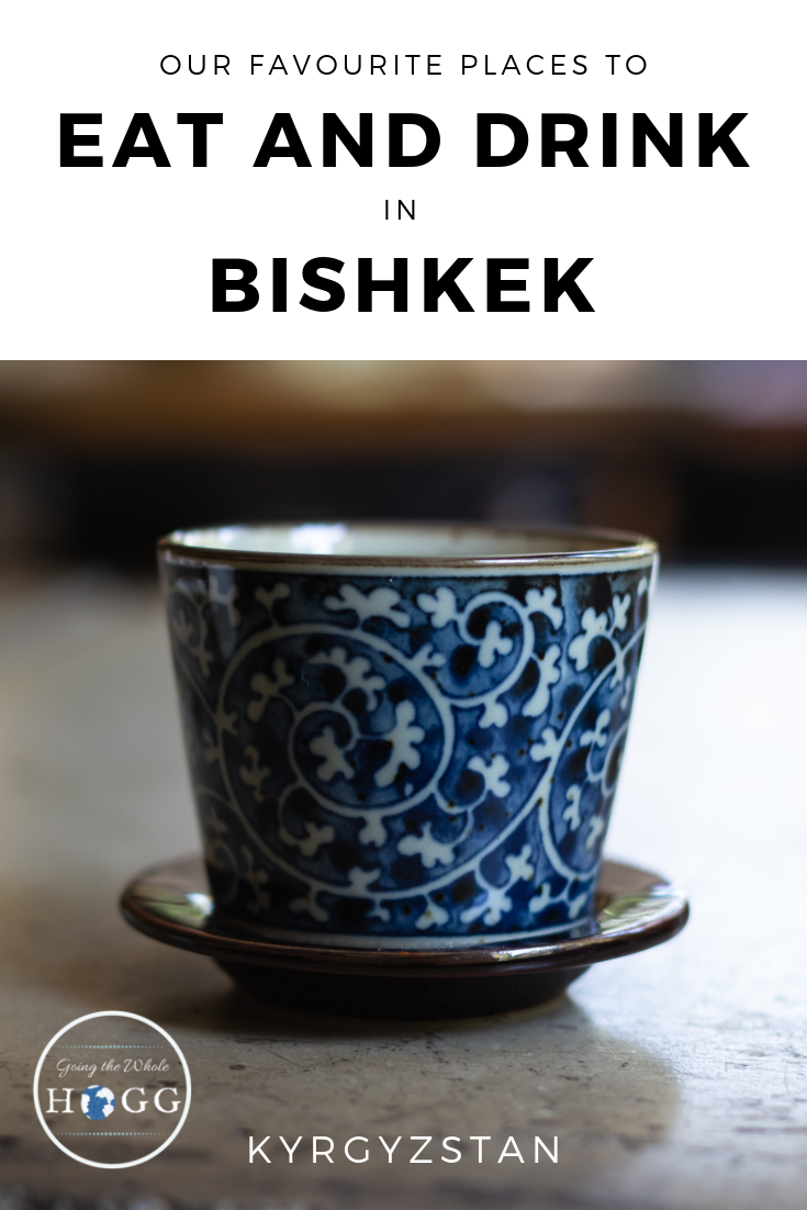 Heading to Kyrgyzstan\'s capital? Here are the best places to eat and drink in Bishkek, compiled from a week long exploration of this pleasantly green city. #Kyrgyzstan #Bishkek #foodie #food #foodanddrink #restaurant