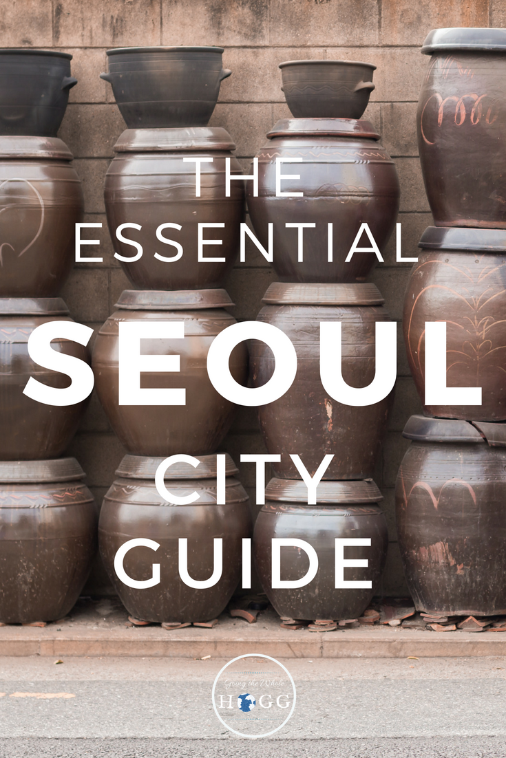 The Essential Seoul City Guide. The best things to do, see, eat & drink in South Korea's vibrant capital. Tourist hotspots & hidden gems. Palaces, stunning architecture old and new, street food markets, neighbourhood cafes & bars, where to hike, bike & shop, and more! Includes a detailed interactive map to help you find it all. #Seoul #Korea #AsiaTravel #CityGuide via @goingthewholehogg