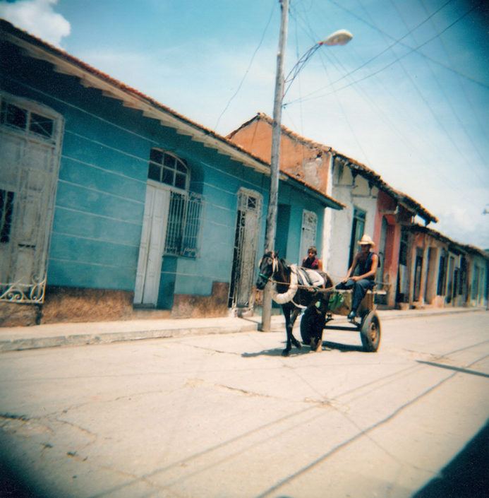 Cuba on Film - Traditional Transport on the Streets of Cuba