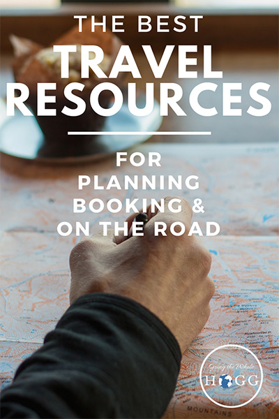 The Best Travel Resources for planning, organising & booking your trip, plus on the road apps to make your travels easier.  Whether it's a weekend away or a year long adventure, these are the resources you need to find cheap flights, the best accommodation, deals on car hire & comprehensive travel insurance. Plus, tips for route planning & travel preparation, finding travel inspiration & how to travel longer by teaching abroad. #TravelTips #TravelPlanning via @goingthewholehogg