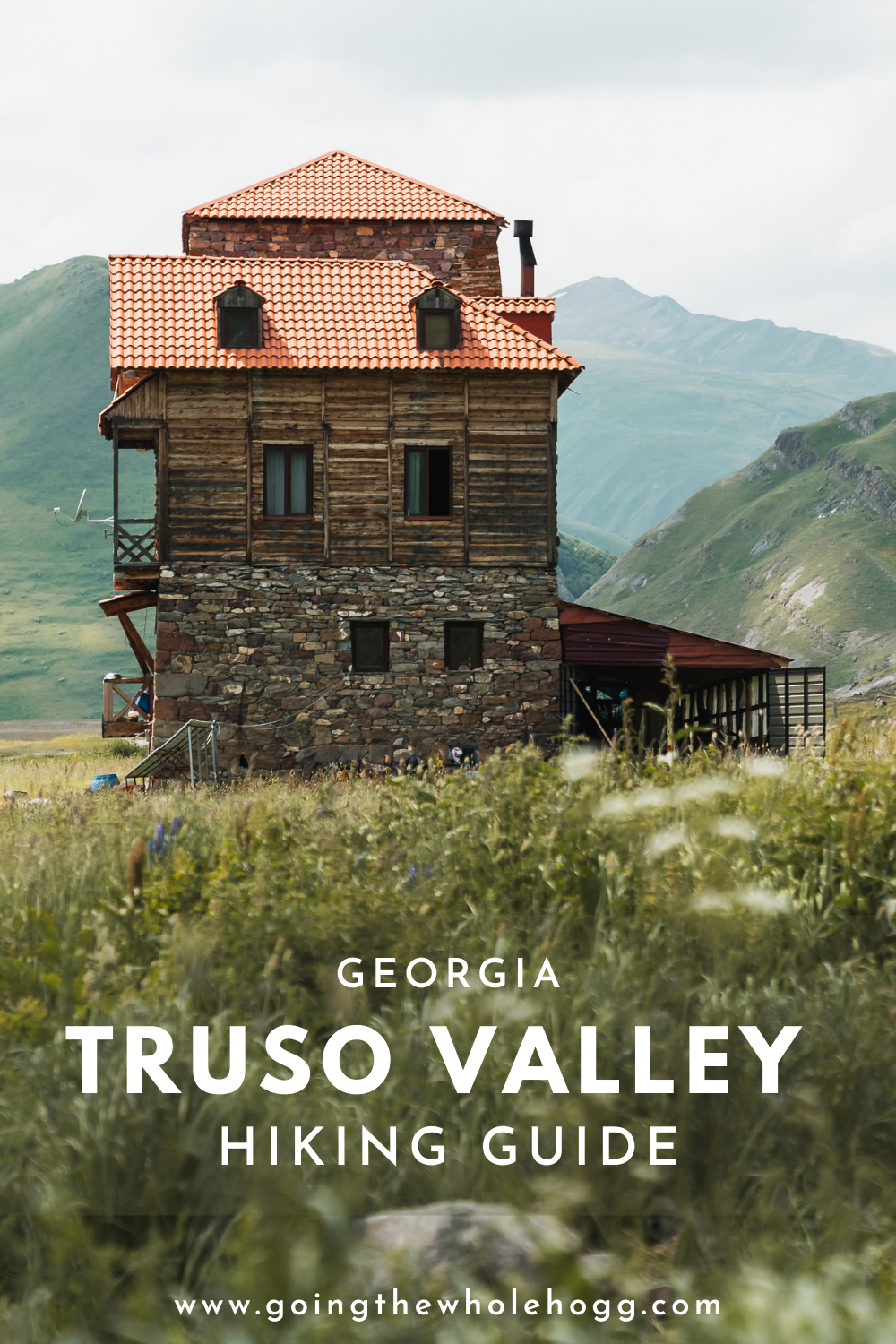 Truso Valley Hiking Guide
