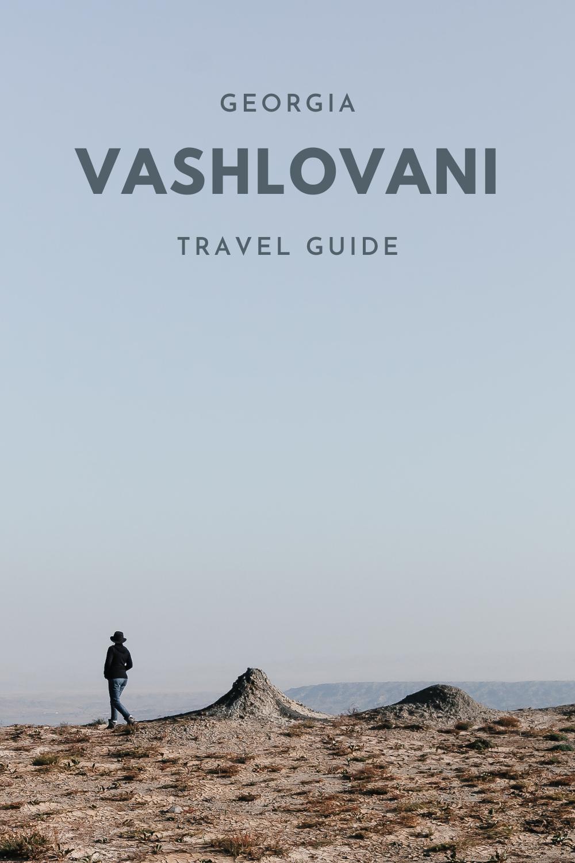 Vashlovani National Park Travel Guide
