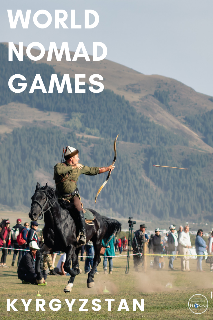 Captivating photography from the World Nomad Games. A fascinating insight into the people, culture, traditions and sports of Kyrgyzstan and Central Asia. From the cultural events of Kyrchyn Gorge to the excitement of Kok Boru (\'dead goat polo\') at the Cholpon-Ata Hippodrome, the 2018 games had it all. Discover more in this stunning photo essay. #centralasia #worldnomadgames #traditional #nomad #photography