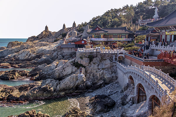 Busan City Guide: Haedong Yonggungsa Temple